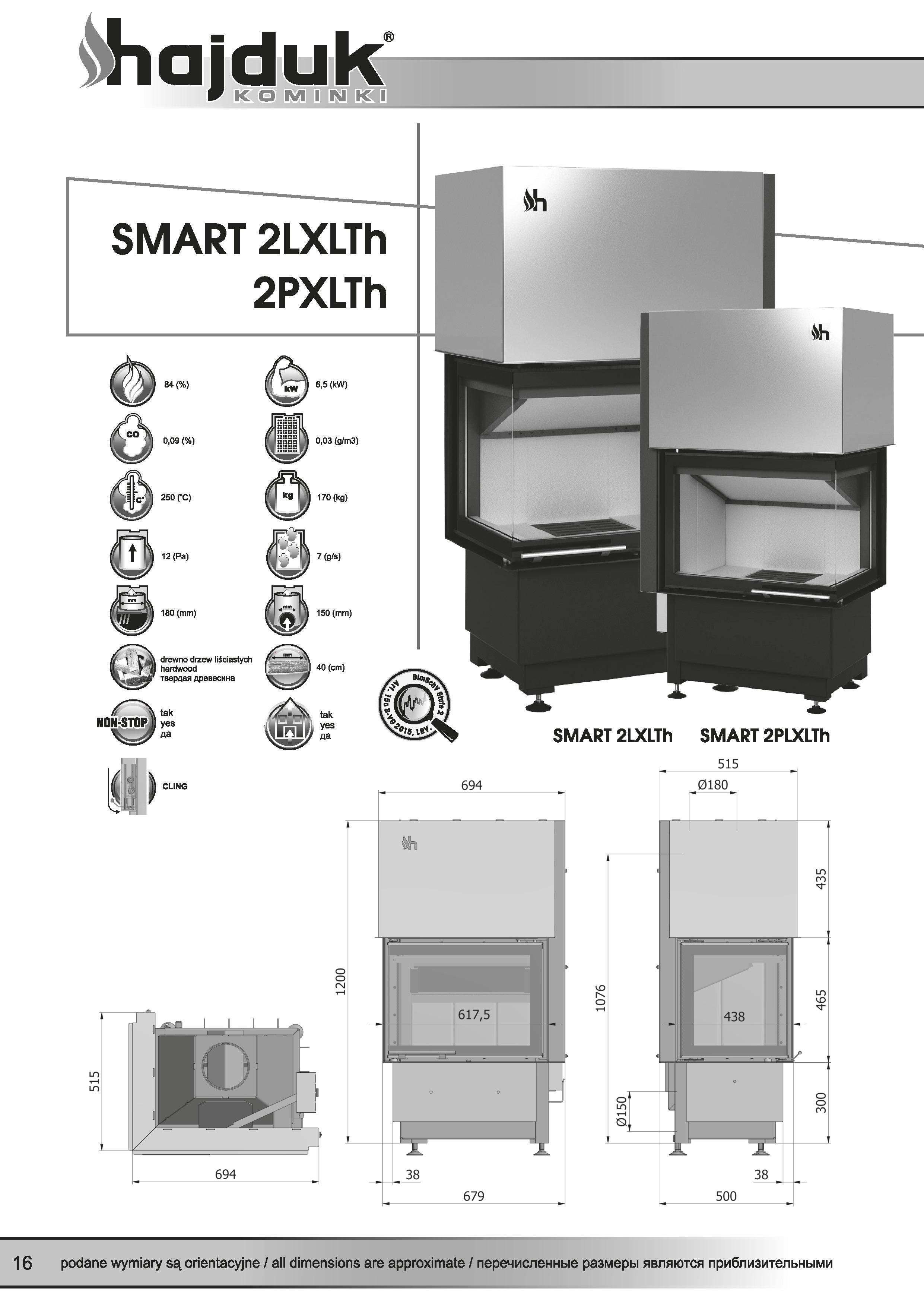 Smart%202LXLTH%202PXLTh%20 %20karta%20techniczna - Wkład kominkowy Hajduk Smart 2PXLTh - drzwiczki bezramowe